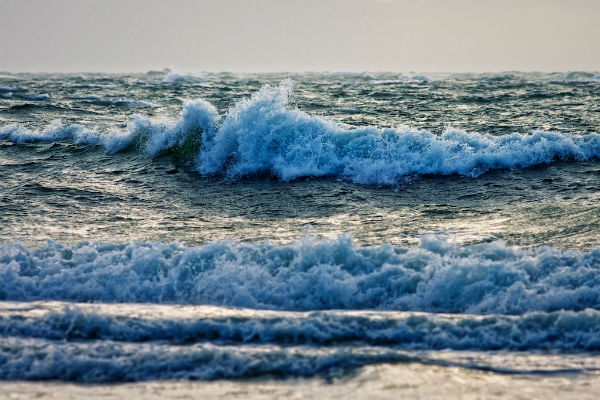 North Sea Waves