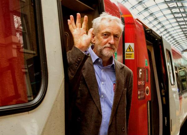 Goodbye Jeremy Corbyn