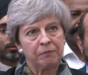 Theresa May Finsbury Park Mosque